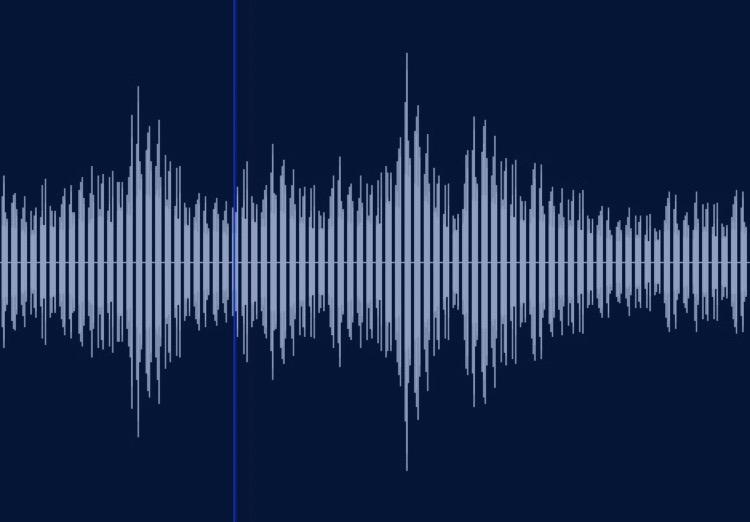 5G+AR+AIによる音の視覚化