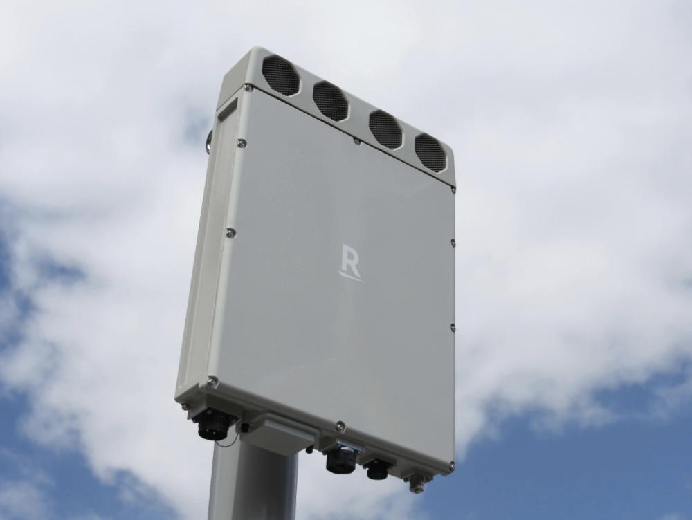 楽天モバイルとNECとオープンRAN対応5G無線機の量産を開始