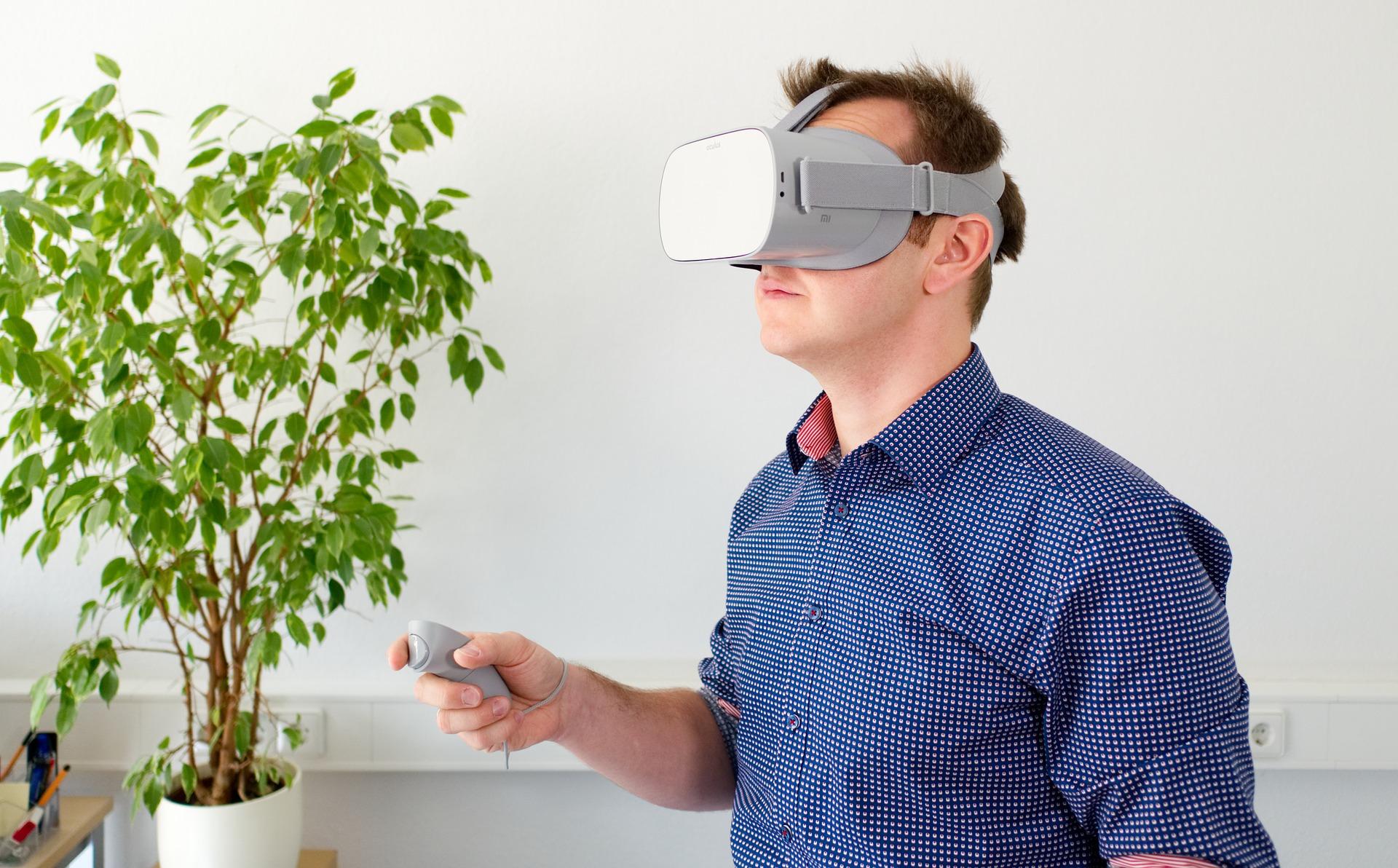 5Gで実現可能な仮想現実に必要不可欠な2つの要素とは