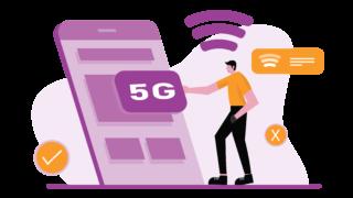 【格安SIMで5G】オプション500円で利用できるMVNOの5Gサービスとは